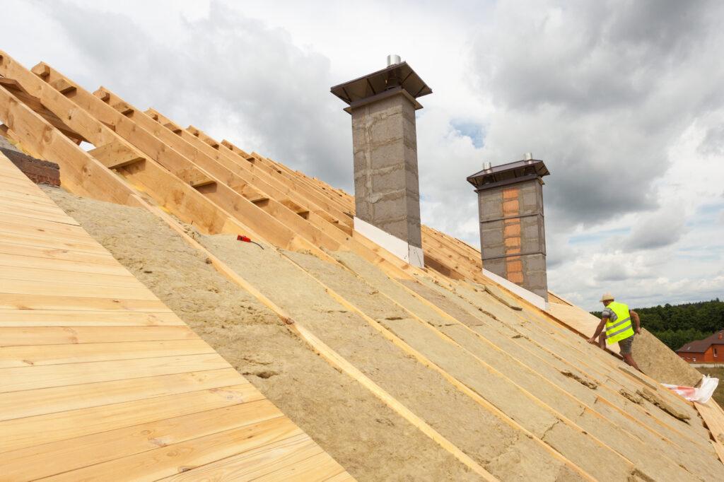 tető szigetelés
